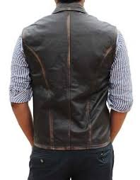 amazon black friday clothing punisher war zone mens leather vest at amazon men u0027s clothing store