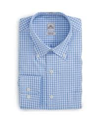 nanoluxe twill check sport shirt peter millar