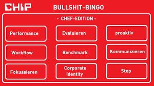 sprüche chef bullshit bingo chef edition die peinlichsten sprüche der