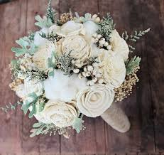 wedding flower bouquets gorgeous wood flower bouquets you can keep forever mid south