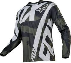 fox pants motocross fox covert mako ss jersey jerseys u0026 pants motocross black fox