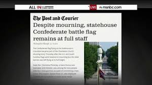 With All Flags Flying Confederate Flag Controversy Revived