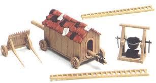 siege machines 1 72 siege machines kit no 2 hobbyland