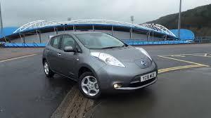 nissan leaf tekna offers 2016 16 nissan leaf acenta 5dr auto in grey youtube