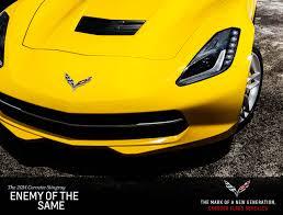 Corvette Flags Chris Hunt Photography Automotive Car Advertising Corvette 028