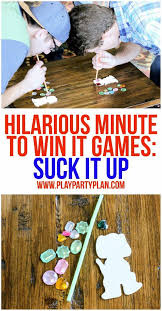 11 ridiculously fun minute to win it games for groups of all ages