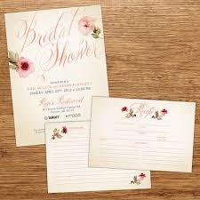 Small Invitation Cards Country Themed Bridal Shower Invitations Invitation Ideas