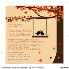 fall wedding invitations wedding invitation templates