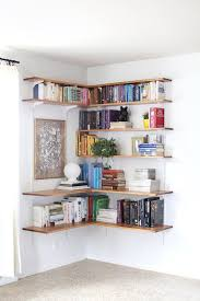 Build Wall Shelves Without Brackets by Diy Wall Mounted Shelving Systems Roundup Apartment Therapy