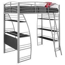 loft bed target