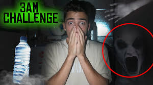 How To Do Challenge With Water Do Not Water Bottle Flip At 3am 3 Am Water Bottle Flip