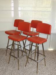 best 25 orange bar stools ideas on pinterest orange chairs