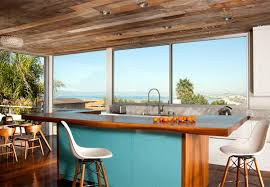 turquoise kitchen island colorful kitchen island ideas eatwell101