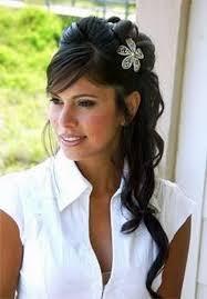 modele de coiffure pour mariage modèle coiffure mariage coiffure en image