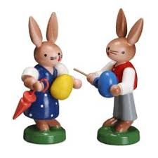 German Decorations For Easter by German Easter Time Easter Bunnies Off 21 36