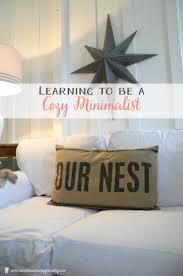 learning to be a cozy minimalist sweet tea u0026 saving grace