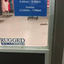 Rugged Wearhouse Clothing Rugged Wearhouse Discount Store 1660 Lincoln Way E
