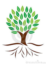 tree roots clipart 19379