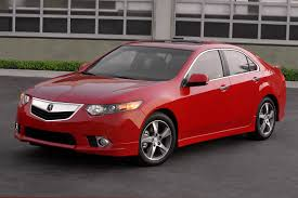 nissan acura 2012 acura introduces 2012 tsx special edition gives it wheels and red