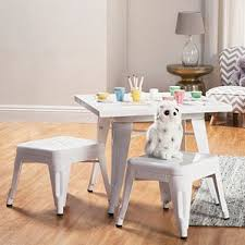 Levels Of Discovery Princess Vanity Table And Chair Set Black Kids U0027 Table U0026 Chair Sets You U0027ll Love Wayfair