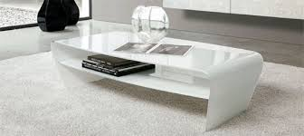 Modern Glass Coffee Tables Bent Glass Furniture And Waterfall Tables Ultra Modern