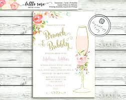 bridal shower brunch invitation wording bridal brunch bridal brunch shower invitations for the invitations