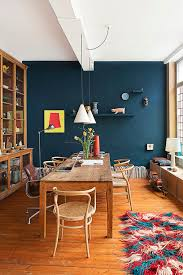 inside a charming 18th century home in belgium blue walls woods