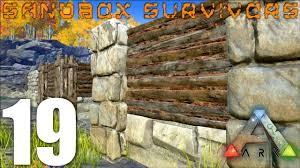 ark survival evolved more base building and advanced