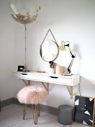 kidkraft princess table stool vanity table and stool white vanity wood makeup dressing table stool