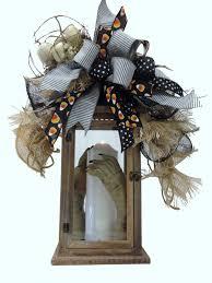Halloween Tulle Wreath by Halloween Lantern Topper Trendy Tree Blog Holiday Decor
