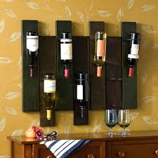 mission style wine rack wall mounted metal wine rack 4 long stem