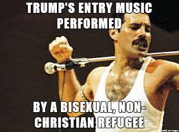 Freddie Mercury Meme - trump vs freddie mercury meme on imgur