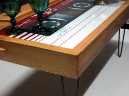 cassette tape coffee table for sale tape coffee table