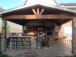 wonderfull design covered patios cute 88 outdoor patio ideas brick