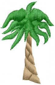 palm tree embroidery designs free machine embroidery designs at