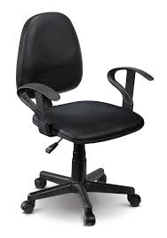 Black And White Desk Chair by Dresden Office Chair Black Leon U0027s