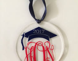 personalized graduation ornament graduation ornament etsy