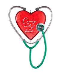 2013 caring healthcare hallmark ornament hallmark keepsake