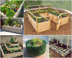 Diy Garden Bed Ideas 10 Unique And Cool Raised Garden Bed Ideas