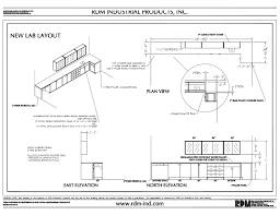 rdm laboratory casework sample layouts