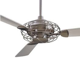 Industrial Style Ceiling Fan by Ten Great Ceiling Fans Driven By Decor