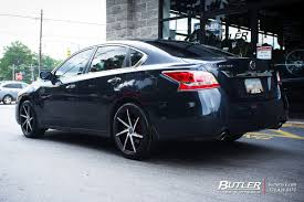 nissan altima 2015 quote nissan altima with 18in lexani css7 wheels exclusively from butler