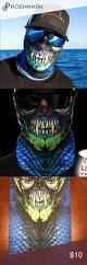 the shield ghost mask 39 best multi purpose face shields images on pinterest bandanas