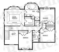 100 one level floor plans 35 simple floor plan design house
