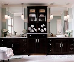 Bathrooms With White Cabinets Contemporary Bathroom Vanity Homecrest Cabinetry