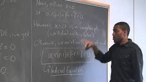 math 391 lecture 19 more series solutions euler equations and