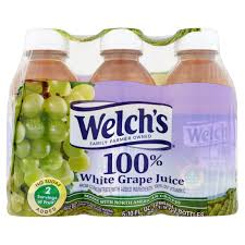 welch u0027s light white grape juice beverage 64 fl oz walmart com