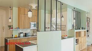 sejour avec cuisine ouverte separation cuisine sejour pour idees de deco de cuisine