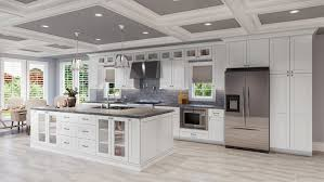 white shaker cabinets for kitchen bright white shaker