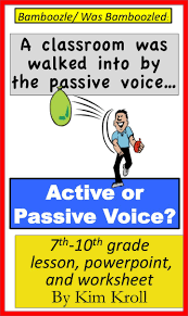 79 best active and passive voice images on pinterest english